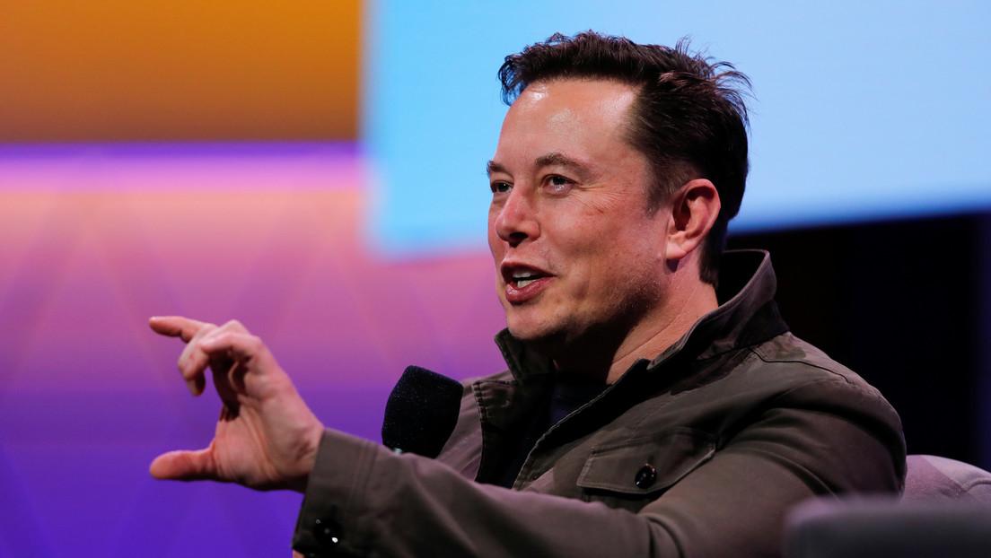Fundador de SpaceX, Elon Musk