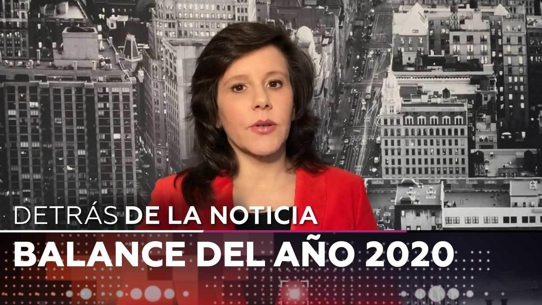 Balance del año 2020