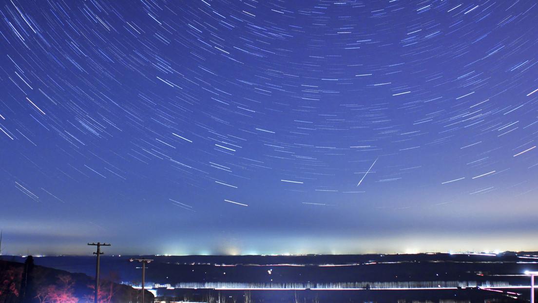 La lluvia de meteoros de las Cuadrántidas alcanza su máximo apogeo este fin de semana: ¿dónde y cómo observar el fenómeno?