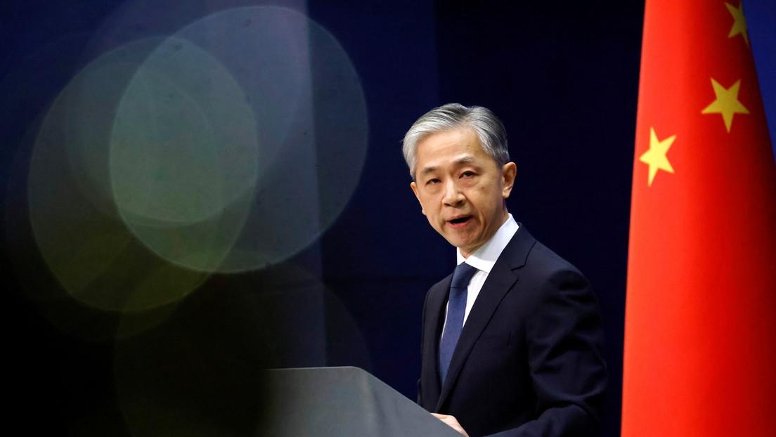 """China """"está lista para responder a todas las amenazas"""" tras el paso de dos destructores de EE.UU. por el estrecho de Taiwán"""