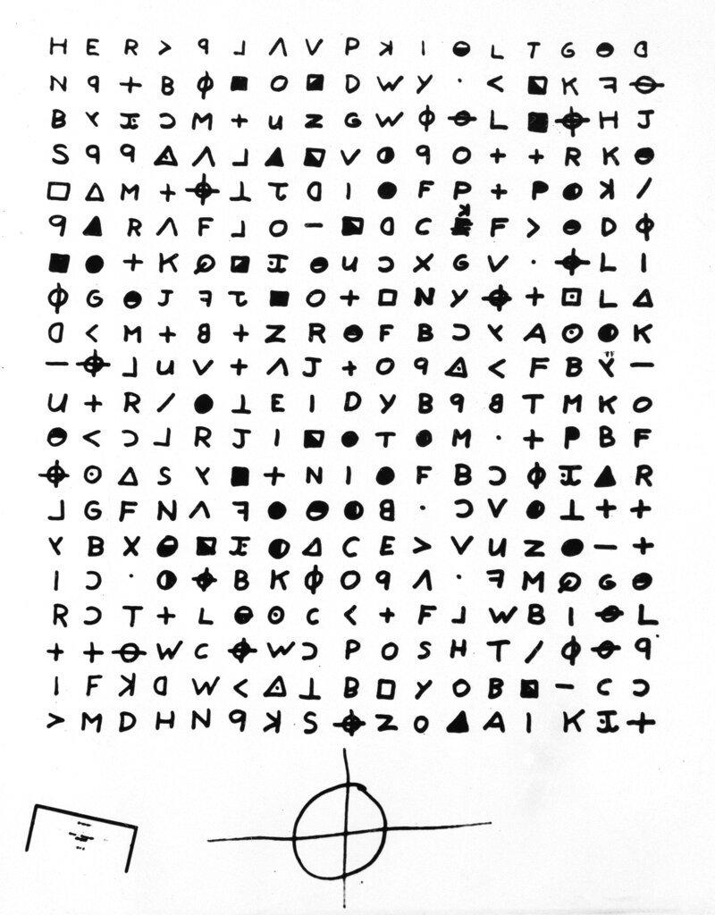 """Espero que se diviertan mucho"""": Descifran el enigmático mensaje del 'Asesino  del Zodíaco' después de 51 años - RT"""