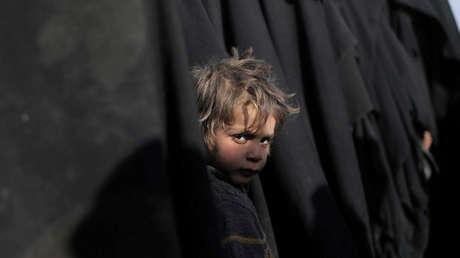 """La ONU declara que el mundo se enfrenta al """"mayor desafío humanitario desde la Segunda Guerra Mundial"""""""