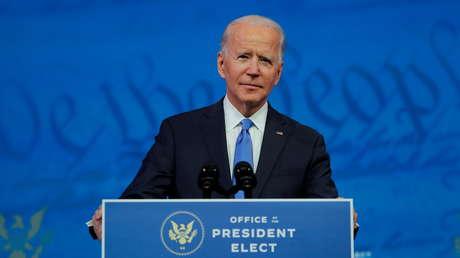 Putin felicita a Biden por su victoria en las elecciones presidenciales en EE.UU.