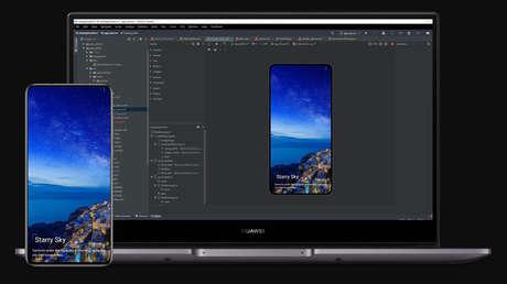 Huawei lanza la versión beta de su nuevo sistema operativo, el llamado 'Android killer'