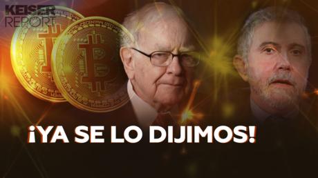 """""""Se viene un año del desplome del dólar. ¡No cuenten con la Fed!"""""""