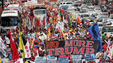 La política de sanciones de EE.UU. contra Venezuela: ¿El polvorín que deberá desactivar Biden en América Latina?