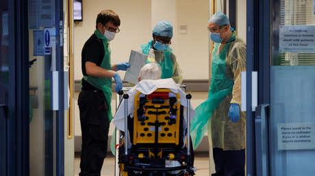 Un inglés se despierta con acento escocés tras seis semanas en coma por coronavirus
