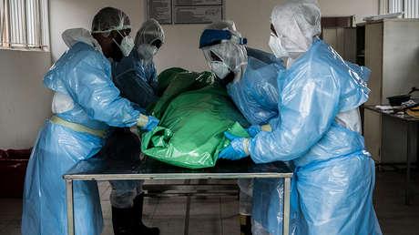 Sudáfrica se convierte en el primer país africano en superar el millón de casos de coronavirus en medio de la propagación de una nueva cepa