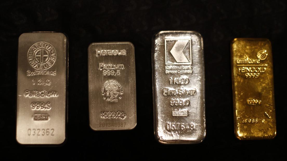 """Analistas predicen que el crecimiento de los precios de los metales preciosos continuará en 2021 y la plata """"verá las mayores ganancias"""""""