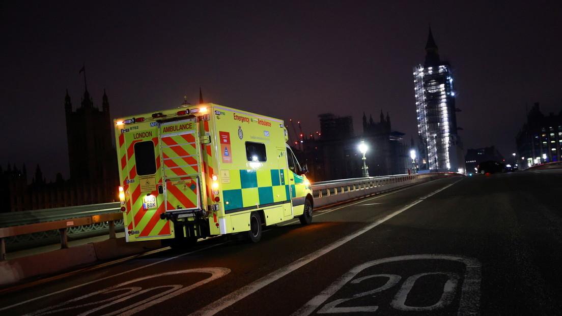 Tres heridos en un ataque con cuchillo en Londres