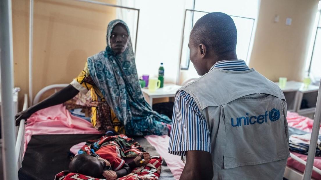 Unicef alerta que 10,4 millones de niños pueden sufrir desnutrición aguda en el 2021