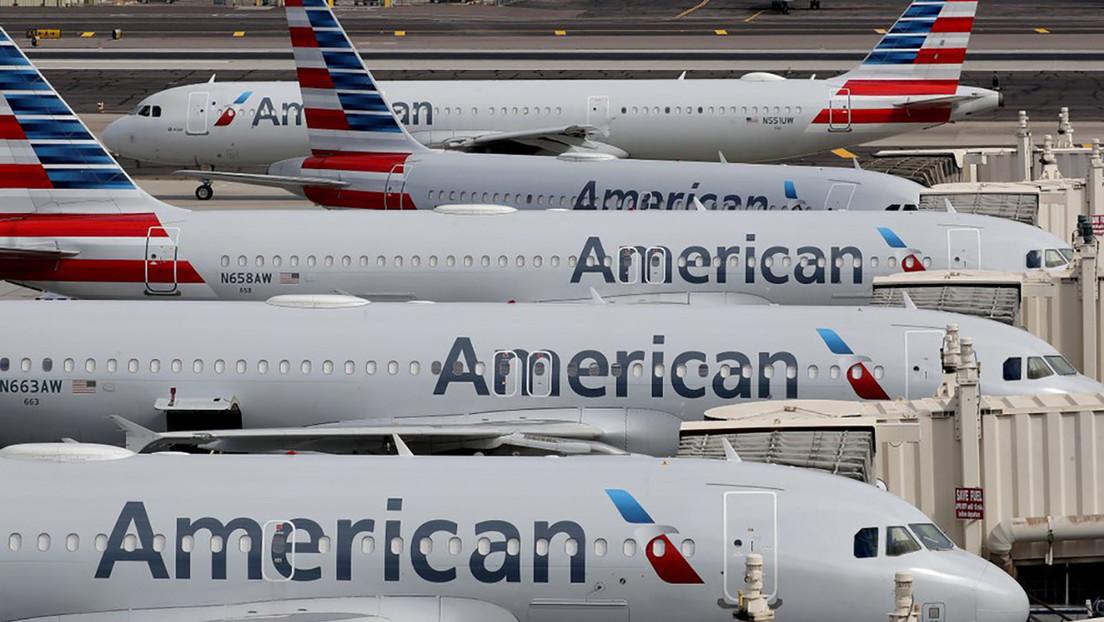 Calculan que las pérdidas de las aerolíneas estadounidenses en el 2020 superarían los 35.000 millones de dólares