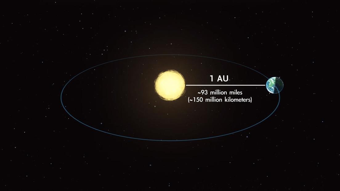 La Tierra y el Sol estuvieron lo más cerca posible