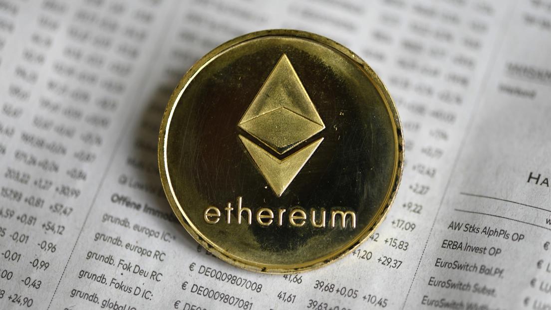 El valor de la criptomoneda ethereum supera los 800 dólares por primera vez desde mayo del 2018