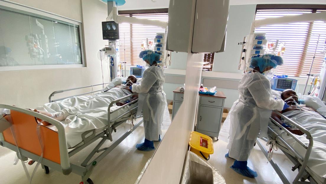 Científicos no están seguros de que las vacunas contra el covid-19 sean muy efectivas con la cepa sudafricana