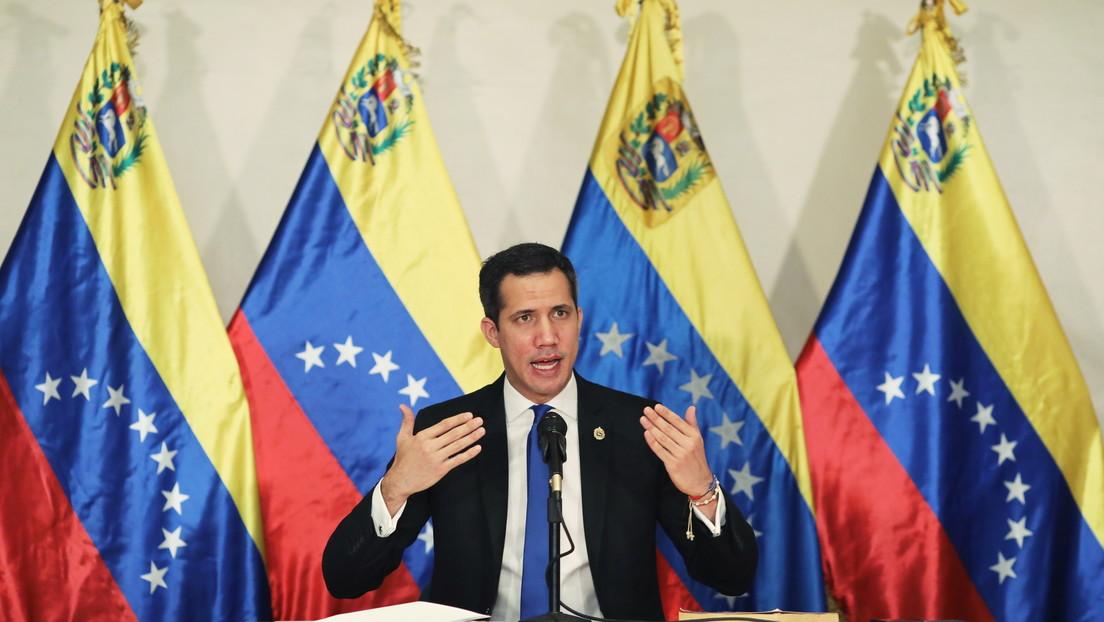 EE.UU. autoriza a sus ciudadanos a realizar transacciones con Guaidó y las personas que haya designado como sus representantes