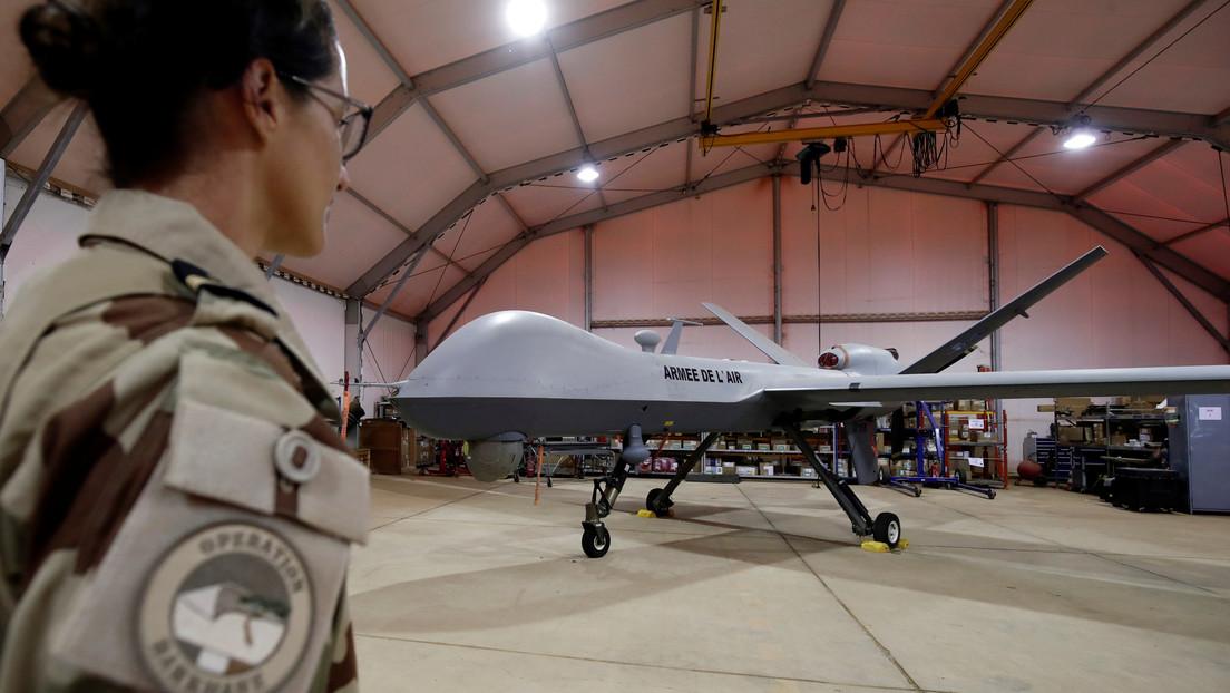 EE.UU. despliega soldados y drones militares MQ-9 Reaper en Rumanía