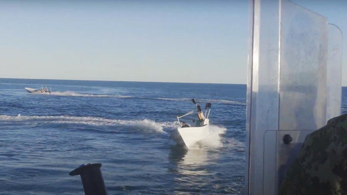 VIDEO: Muere un pescador mexicano que participó en un ataque contra una nave ecologista de Sea Shepherd