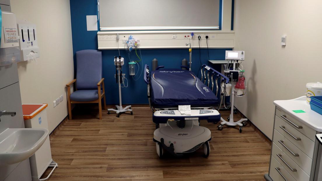 Una enferma de covid-19 pide que le quiten el oxígeno para poder despedirse de sus hijas minutos antes de morir
