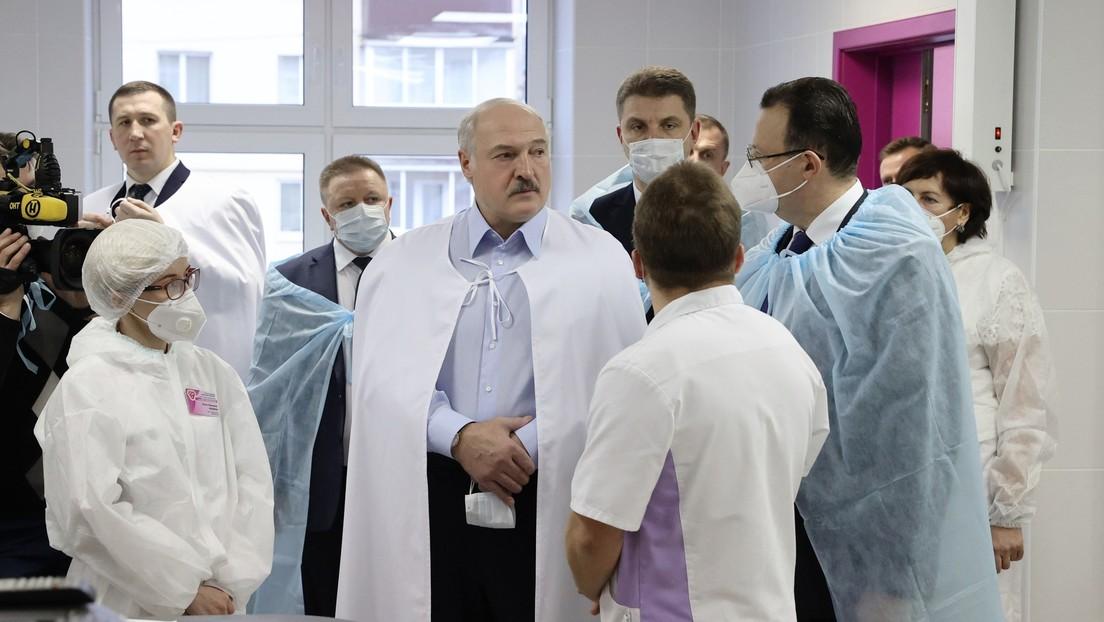 """El presidente bielorruso cree que el covid-19 es """"un castigo de Dios"""" a los hombres por no respetar la naturaleza"""