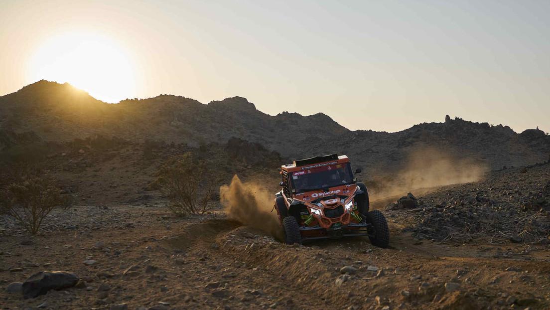 Un piloto abandona el Rally Dakar y varios tienen problemas tras recibir gasolina adulterada