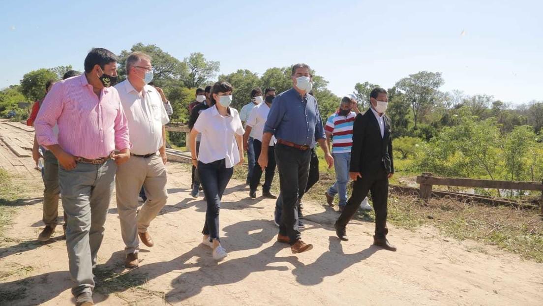 Dos provincias argentinas aplican el toque de queda por el aumento de contagios de covid-19