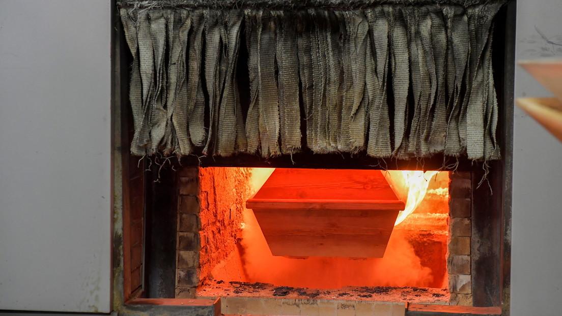 Crematorios en República Checa y Eslovaquia, a punto de colapsar por las víctimas de covid-19