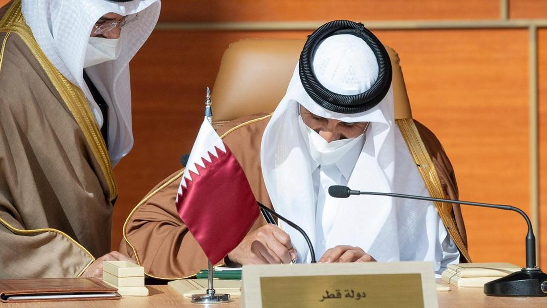 Estados árabes deciden poner fin al boicot de más de tres años a Catar, que dividió el Golfo