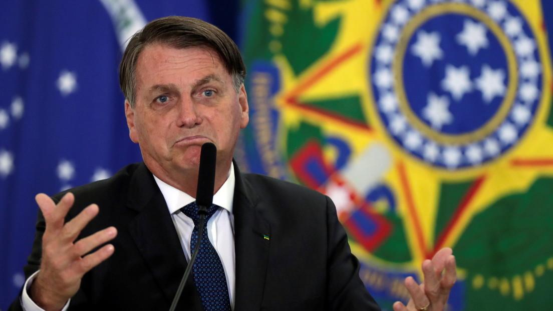 """""""Brasil está quebrado y yo no puedo hacer nada"""": La polémica declaración de Bolsonaro que desató repudio y una aclaratoria del ministro de Economía"""