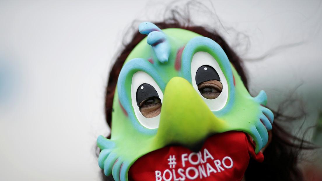 #RenunciaBolsonaro se vuelve tendencia en Brasil después de que el mandatario dijera que el país estaba quebrado y él no podía hacer nada