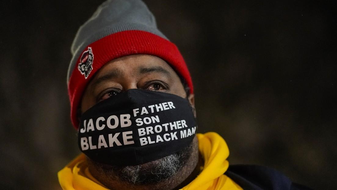EE.UU.: Ningún policía de Kenosha será inculpado por disparar contra el afroamericano Jacob Blake