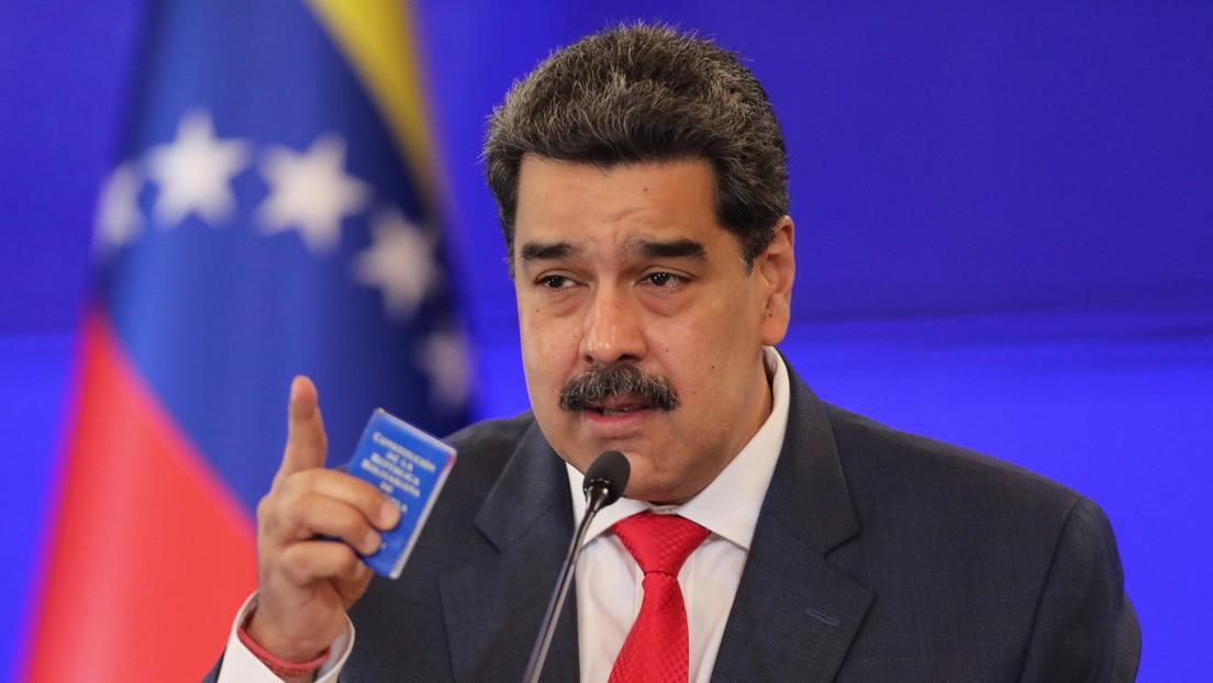 """Maduro tras la juramentación del Parlamento en Venezuela: """"La gloria de haber destruido a la oposición es de Donald Trump y Juan Guaidó"""""""
