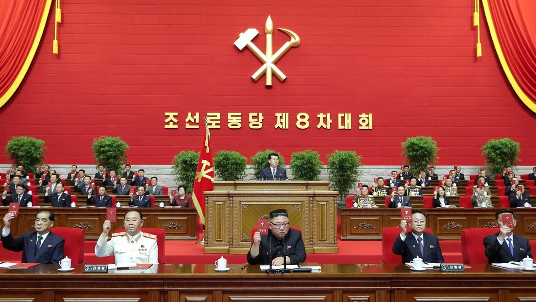 """Kim Jong-un admite el fracaso del plan económico norcoreano """"en casi todos los sectores"""""""