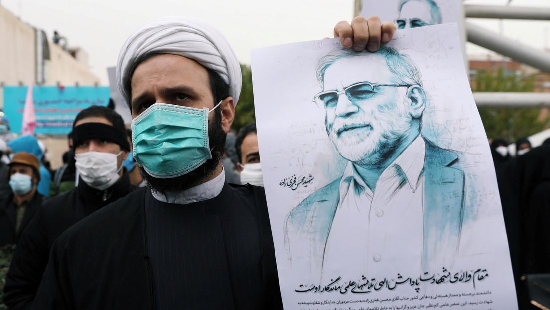 """Ministro de Defensa de Irán: Hay """"evidencia sólida"""" del papel de Israel en el asesinato del principal científico nuclear iraní"""