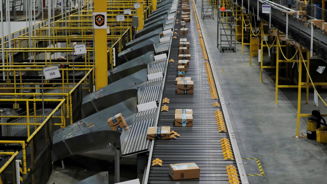 Amazon compra 11 aviones Boeing para incrementar su capacidad de entrega