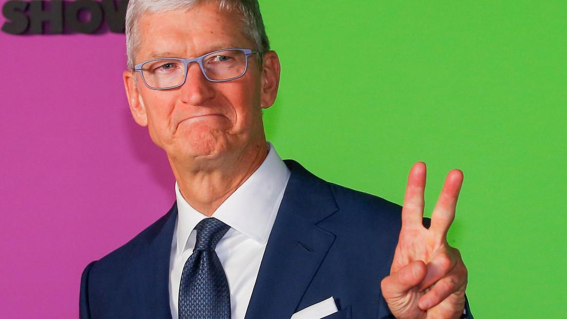 El coronavirus 'no muerde' a Apple: las ganancias de Tim Cook se disparan casi un 30 % impulsadas por el teletrabajo