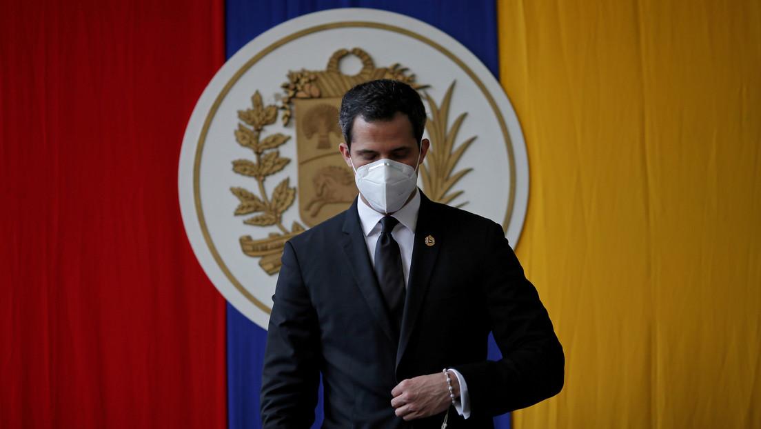 """La UE degrada a Guaidó de """"presidente interino"""" a """"actor político"""" de la Asamblea """"saliente"""" de Venezuela"""