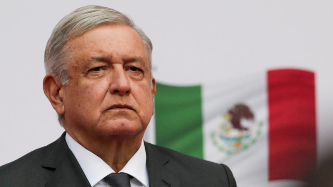 """""""Estamos haciendo gestiones"""": López Obrador reitera el ofrecimiento de asilo a Assange pero esperará por si EE.UU. apela el fallo sobre su extradición"""