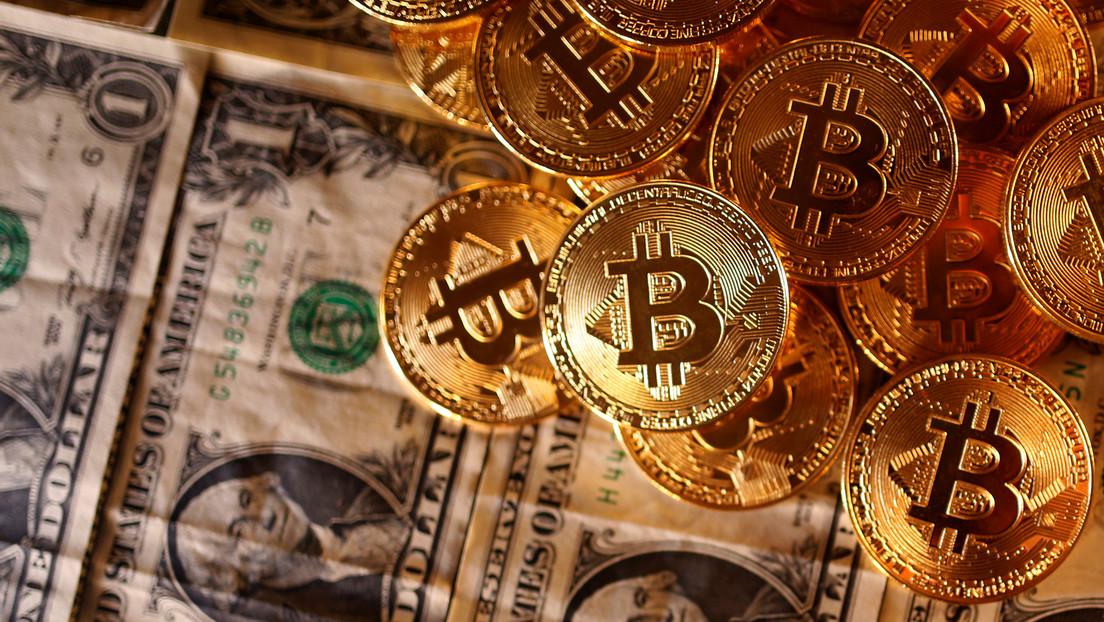 El bitcóin firma otro nuevo récord y supera por primera vez los 35.000 dólares