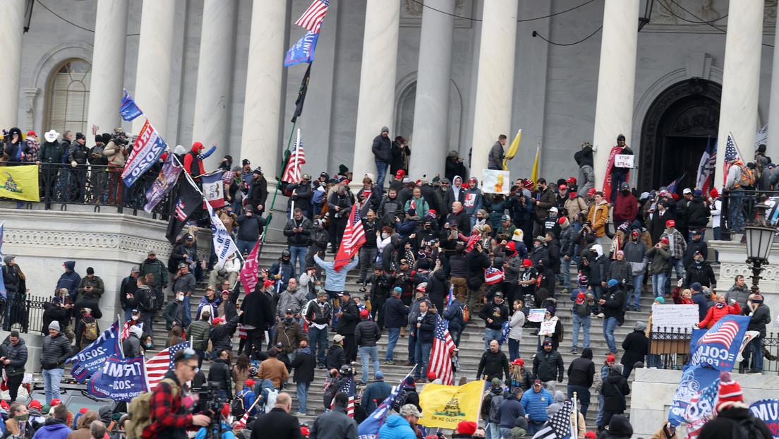 """""""Escenas vergonzosas en el Congreso de EE.UU."""": La comunidad internacional condena los ataques al Capitolio y llama a respetar resultados electorales"""
