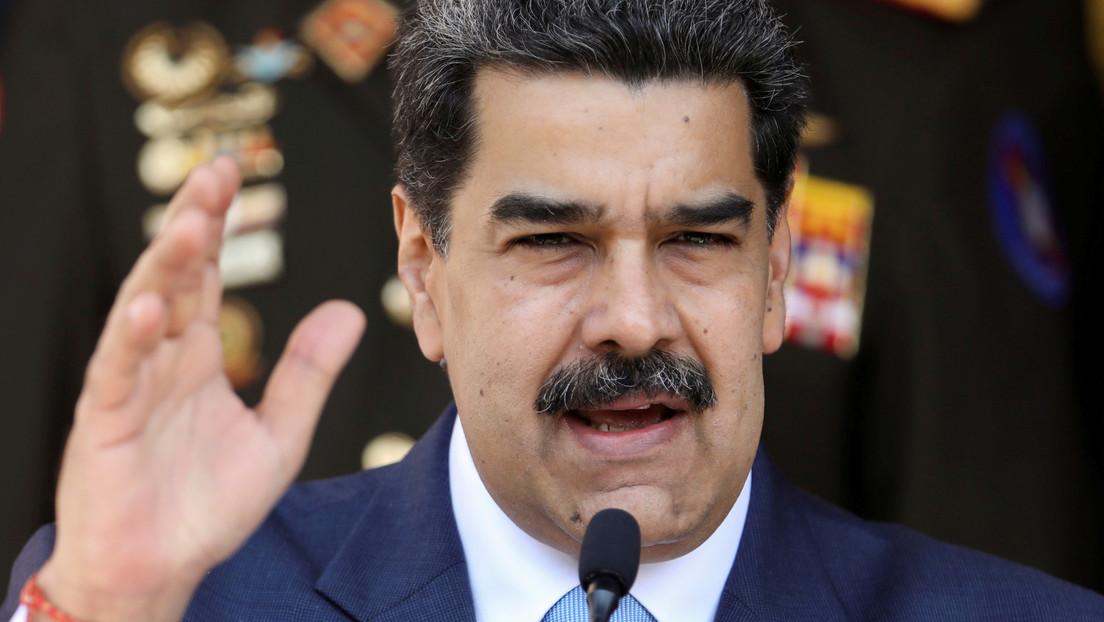 """Maduro asegura que el diálogo es """"el camino correcto"""" para Venezuela y pide al nuevo Parlamento encargarse de concretarlo"""