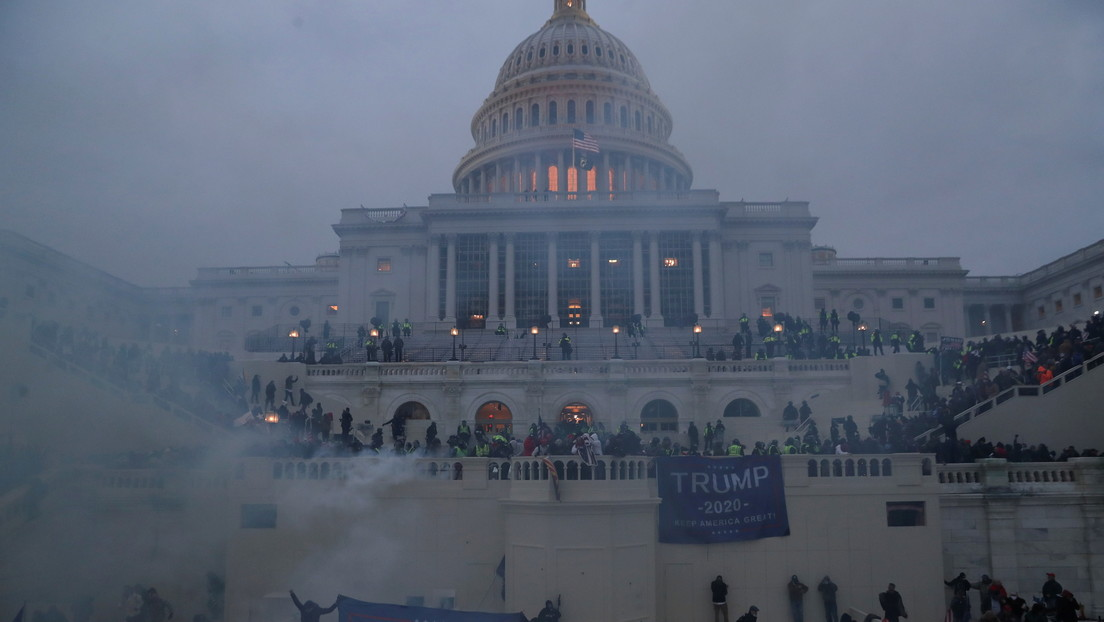 Mueren cuatro personas que participaron en las protestas a favor de Trump