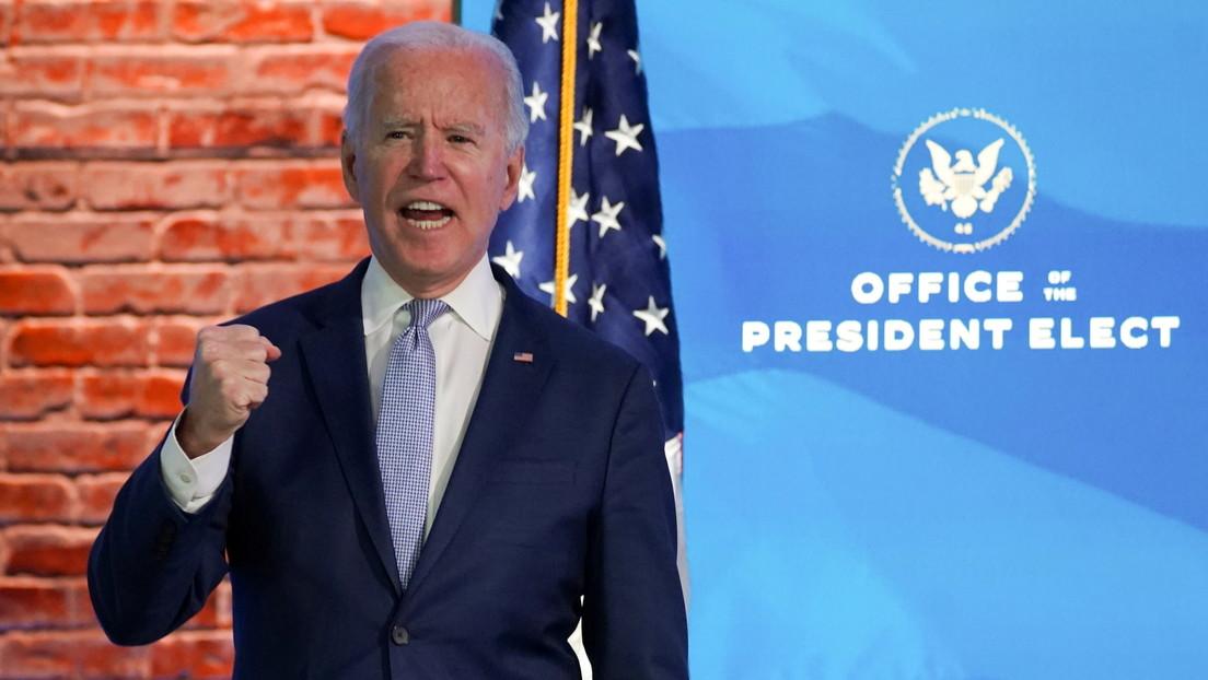 El Congreso rechaza el intento del Partido Republicano de revertir la victoria de Biden en Pensilvania