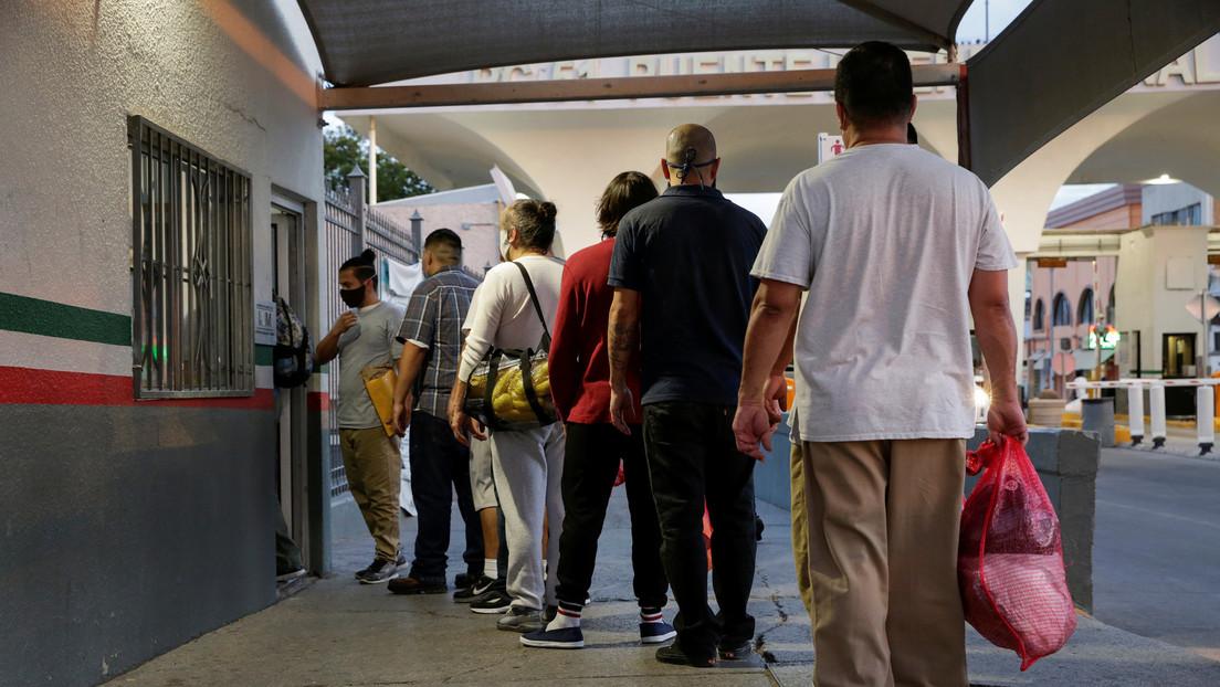 """""""Es un derecho universal y lo haríamos"""": López Obrador ofrece las vacunas de México para los migrantes indocumentados en EE.UU."""
