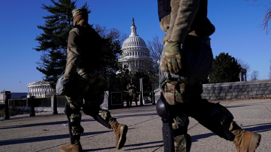 El Pentágono activa 6.200 soldados de la Guardia Nacional para sumarlos a las fuerzas de Washington