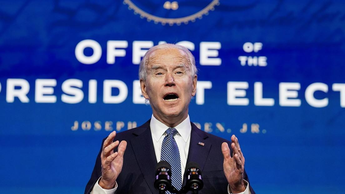 """""""No se atrevan a llamarlos manifestantes"""": Biden califica como """"terroristas domésticos"""" a quienes irrumpieron en el Capitolio"""