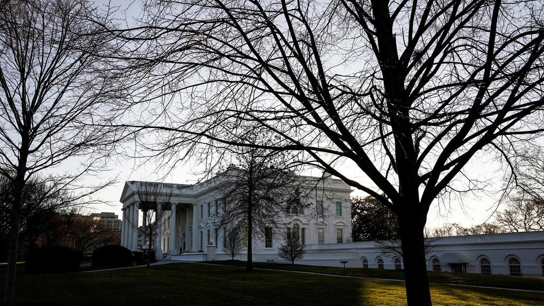 La Casa Blanca condena la violencia en el Capitolio y afirma que los infractores de la ley deberían ser procesados
