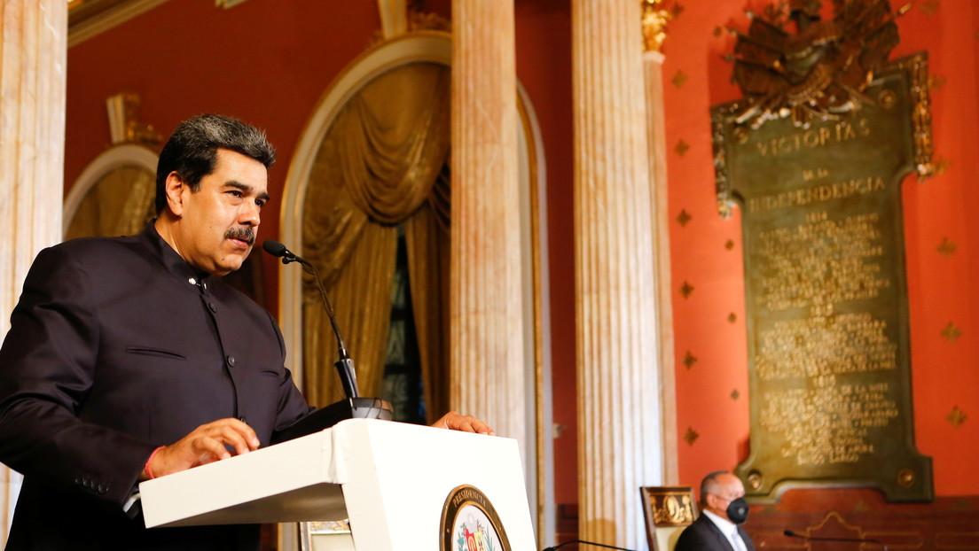 """""""Ese territorio es nuestro"""": Maduro convoca a los Consejos de Estado y Defensa para rechazar la decisión de la CIJ sobre el Esequibo"""