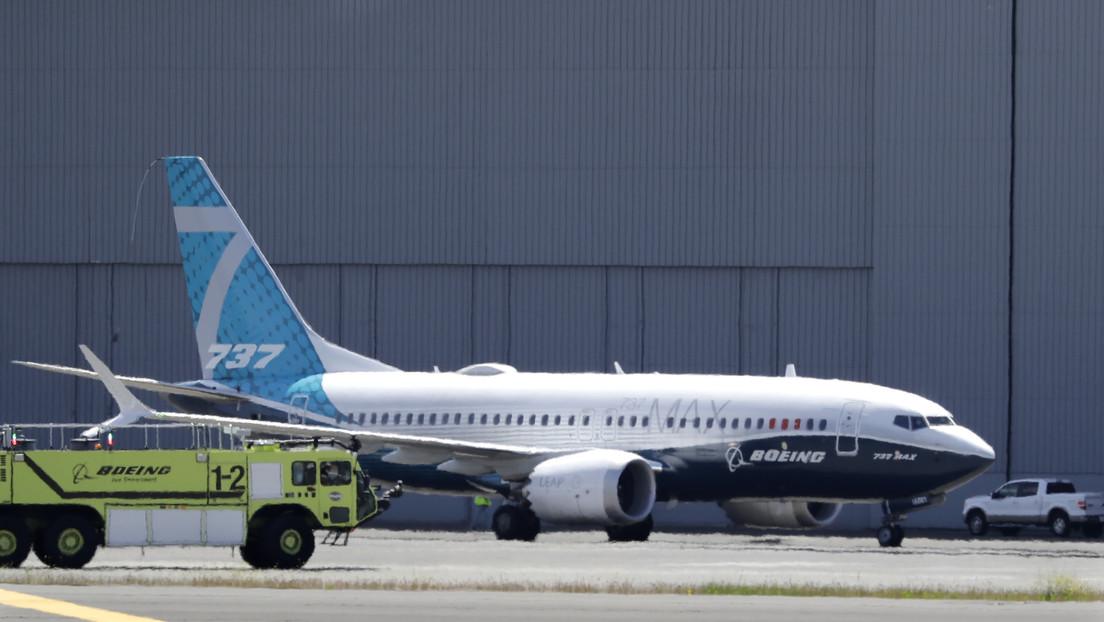 Boeing pagará 2.500 millones de dólares para evitar cargos de conspiración sobre los 737 MAX