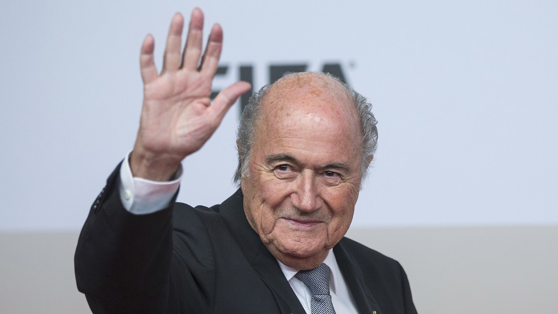 Hospitalizan en Suiza a Joseph Blatter, expresidente de la FIFA